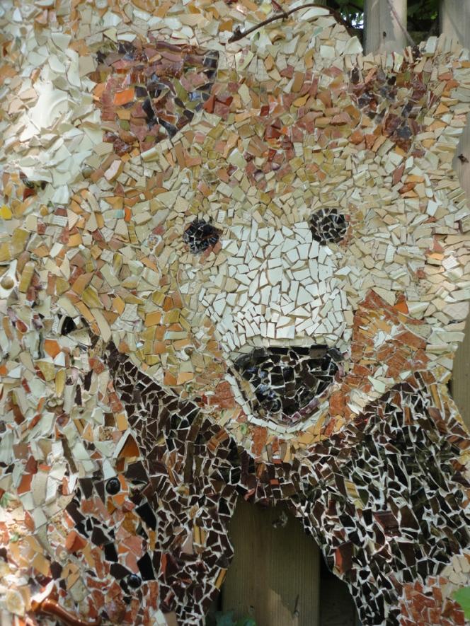 TeddyBear Mosaic 2